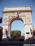 Washington Square Park Arches