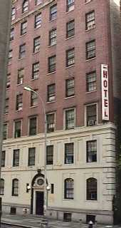 Pictures of the New York City Aladdin Hotel - Click Photo to go to the Search NYC Hotel New York Hotel List