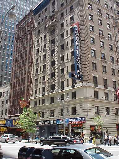 Pictures of the New York City Ameritania Hotel - Click Photo to go to the Search NYC Hotel New York Hotel List