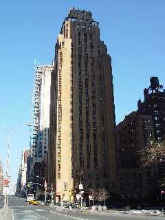 Pictures of the New York City Beekman Tower Hotel - Click Photo to go to the Search NYC Hotel New York Hotel List