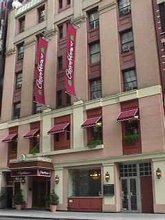 Pictures of the New York City Casablanca Hotel - Click Photo to go to the Search NYC Hotel New York Hotel List