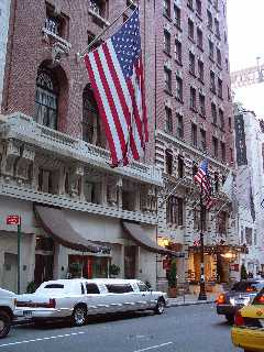 Pictures of the New York City City Club Hotel - Click Photo to go to the Search NYC Hotel New York Hotel List