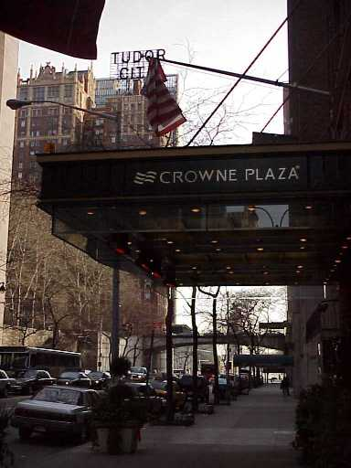 Pictures of the New York City Holiday Inn Crowne Plaza at The United Nations Hotel - Click Photo to go to the Search NYC Hotel New York Hotel List