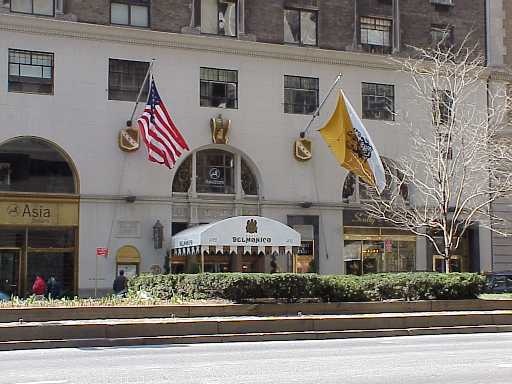 Pictures of the New York City Delmonico Hotel - Click Photo to go to the Search NYC Hotel New York Hotel List