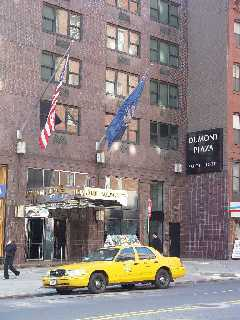 Pictures of the New York City Dumont Plaza Hotel - Click Photo to go to the Search NYC Hotel New York Hotel List