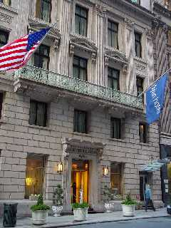 Pictures of the New York City Dylan Hotel - Click Photo to go to the Search NYC Hotel New York Hotel List