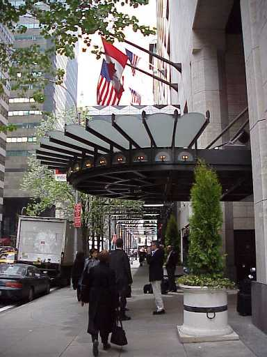 Pictures of the New York City Four Seasons Hotel - Click Photo to go to the Search NYC Hotel New York Hotel List