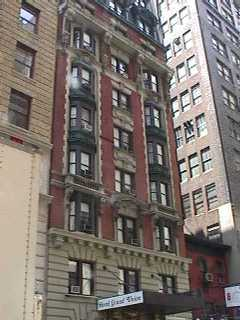 Pictures of the New York City Grand Union Hotel - Click Photo to go to the Search NYC Hotel New York Hotel List