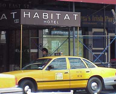 Pictures of the New York City Habitat Hotel - Click Photo to go to the Search NYC Hotel New York Hotel List