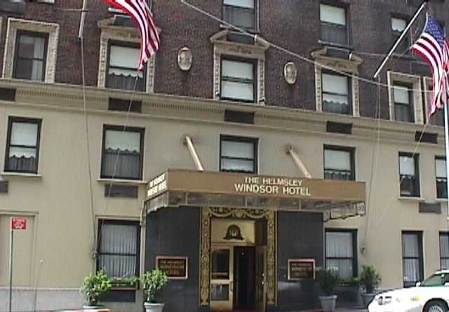 Pictures Of The New York City Helmsley Windsor Hotel Click Photo To Go