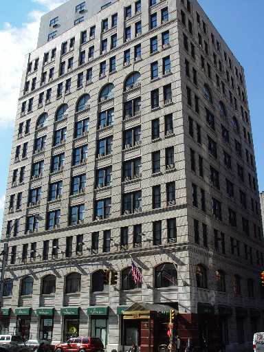 Pictures of the New York City Holiday Inn Downtown Hotel - Click Photo to go to the Search NYC Hotel New York Hotel List