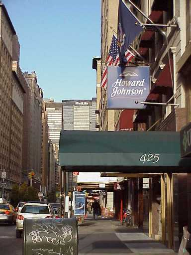 Pictures of the New York City Clarion Park Ave Hotel - Click Photo to go to the Search NYC Hotel New York Hotel List
