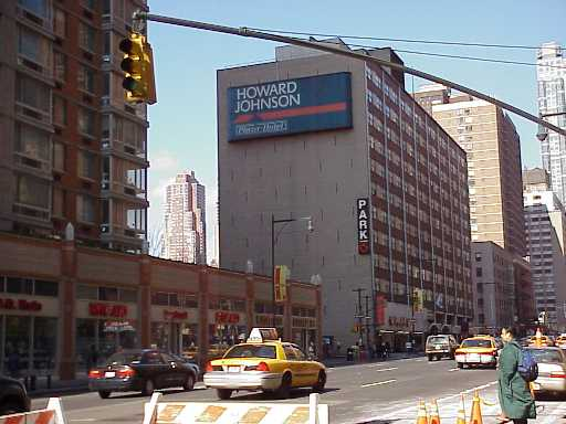 Pictures of the New York City Howard Johnson Plaza Hotel - Click Photo to go to the Search NYC Hotel New York Hotel List