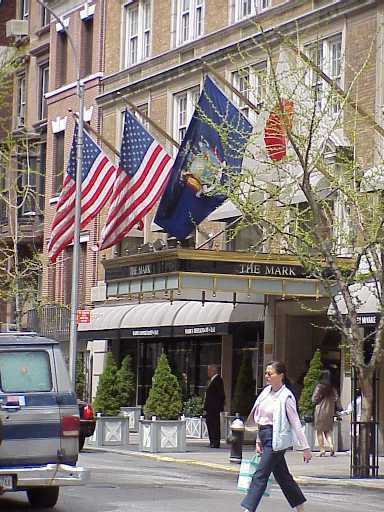 Pictures of the New York City Mark Hotel - Click Photo to go to the Search NYC Hotel New York Hotel List