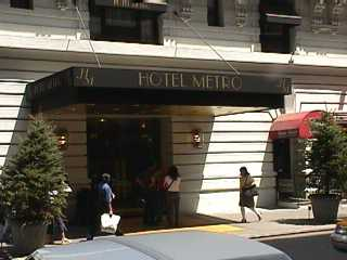 Pictures of the New York City Metro Hotel - Click Photo to go to the Search NYC Hotel New York Hotel List