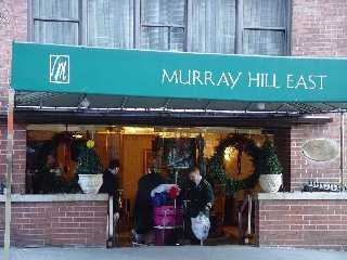 murray hill east suite hotel: