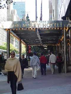 Pictures of the New York City New York Helmsley Hotel - Click Photo to go to the Search NYC Hotel New York Hotel List