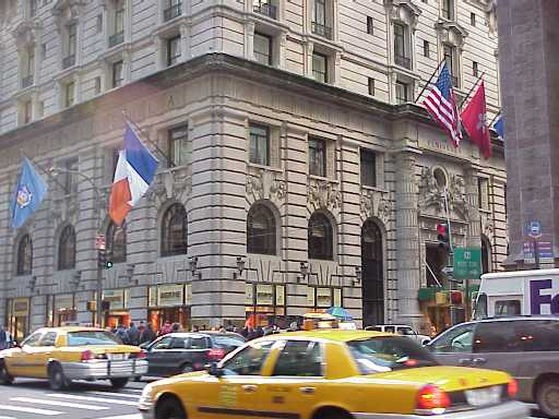 Peninsula hotel hotels in new york city for New york hotels