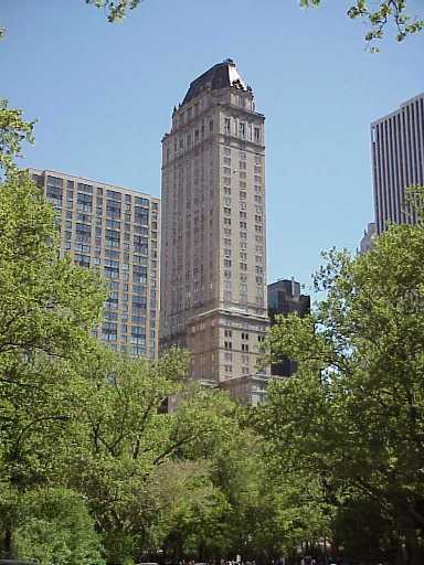 Pictures of the New York City Four Seasons Pierre Hotel - Click Photo to go to the Search NYC Hotel New York Hotel List
