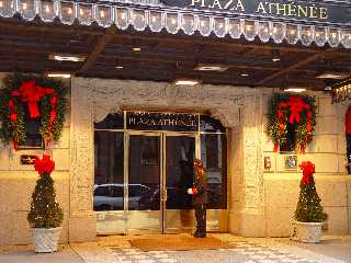 Pictures of the New York City Plaza Athenee Hotel - Click Photo to go to the Search NYC Hotel New York Hotel List