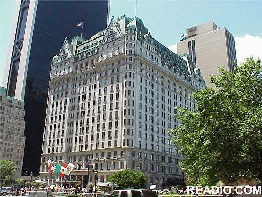 Pictures of the New York City Plaza Hotel - Click Photo to go to the Search NYC Hotel New York Hotel List