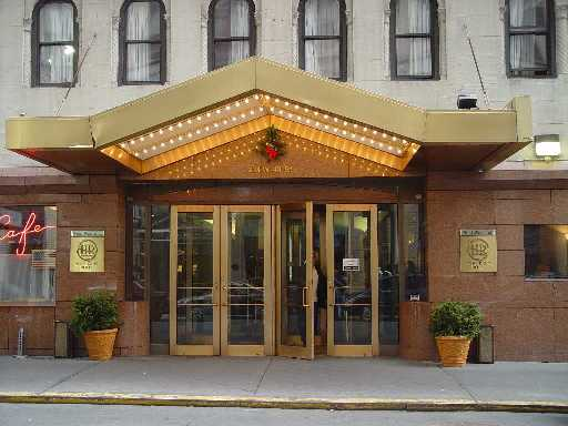 Pictures of the New York City Best Western President Hotel - Click Photo to go to the Search NYC Hotel New York Hotel List