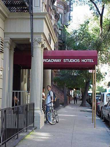 Quality Hotel On Broadway Hotels In New York City