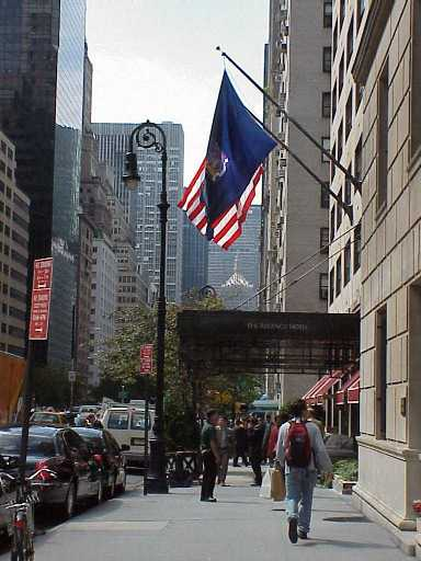 Pictures of the New York City Regency Hotel - Click Photo to go to the Search NYC Hotel New York Hotel List