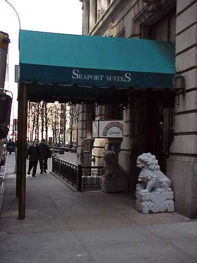 Pictures of the New York City Seaport Suites Hotel - Click Photo to go to the Search NYC Hotel New York Hotel List
