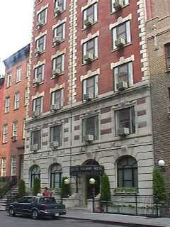 Pictures of the New York City Washington Square Hotel - Click Photo to go to the Search NYC Hotel New York Hotel List